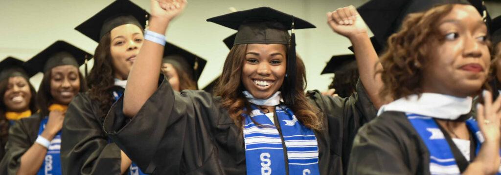 Graduation at Spelman College